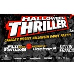 THE HALLOWEEN THRILLER – October 26, 2013